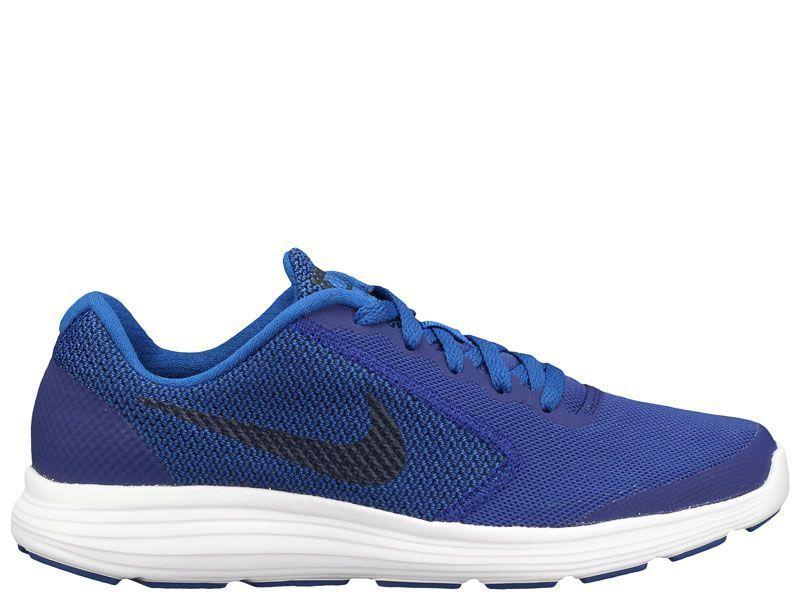 Кроссовки для детей NIKE REVOLUTION 3 (GS) Blue 819413-408 цена, 2017