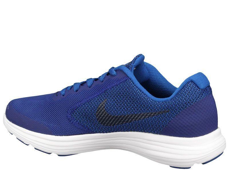 Кроссовки для детей NIKE REVOLUTION 3 (GS) Blue 819413-408 размеры обуви, 2017
