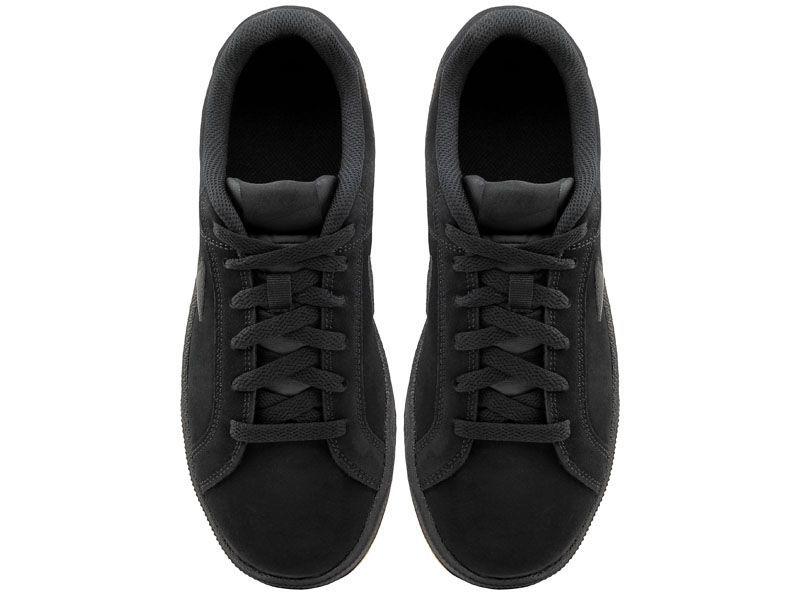 Кеды для мужчин Nike Court Royale Suede Black/Black 819802-008 бесплатная доставка, 2017