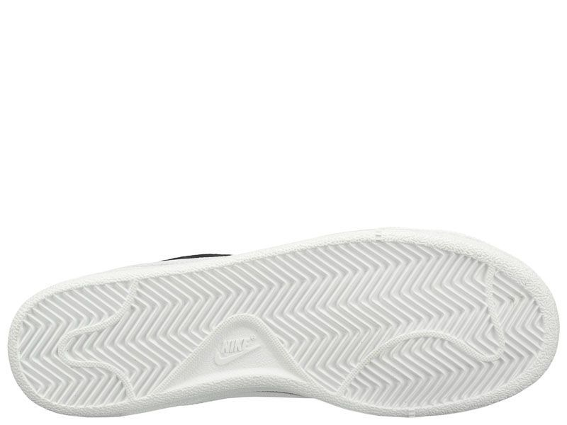 Кроссовки для мужчин NIKE COURT ROYALE SUEDE Black/white 819802-011 цена, 2017