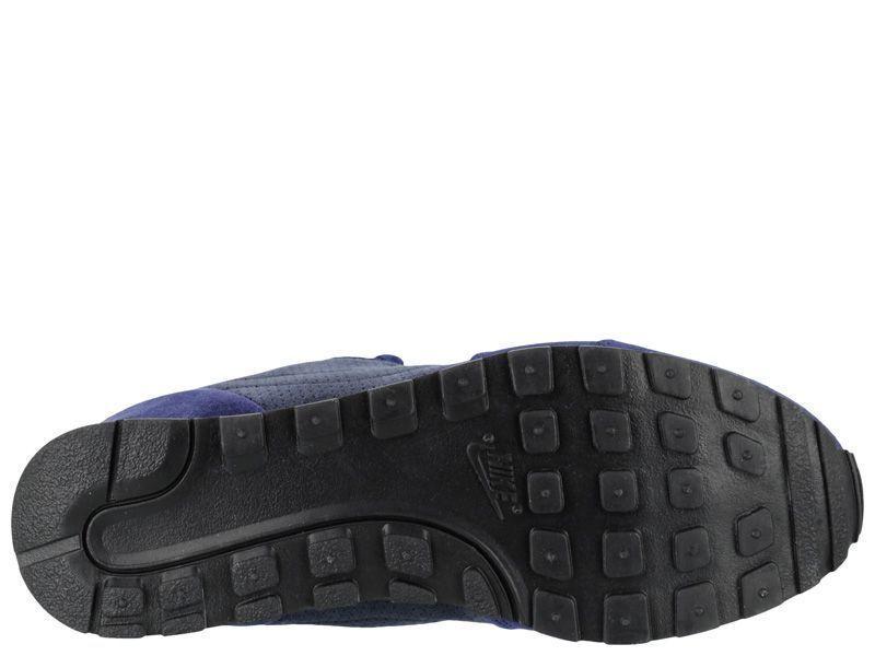 Кроссовки мужские Nike MD RUNNER 2 LEATHER PREM Blue 819834-400 фото обуви, 2017