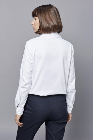 Сорочка з довгим рукавом Must Have модель 8216 — фото 3 - INTERTOP