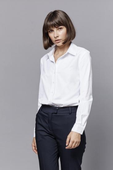 Сорочка з довгим рукавом Must Have модель 8216 — фото - INTERTOP