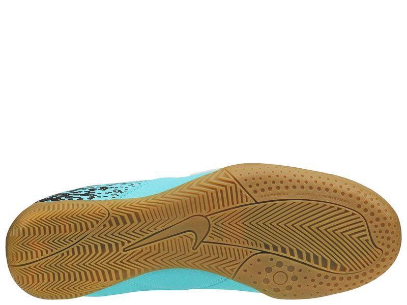 Кроссовки мужские NIKE BOMBA X (IC) Blue 826485-410 цена обуви, 2017