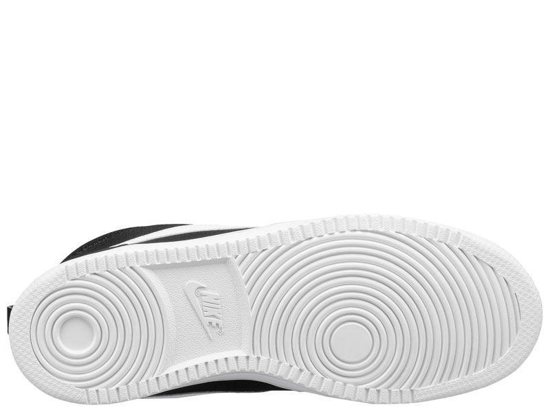 Кроссовки мужские NIKE COURT BOROUGH MID Black/White 838938-010 фото обуви, 2017