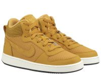 Кроссовки для детей Nike Court Borough Mid (GS) Shoe Orange 839977-701 , 2017