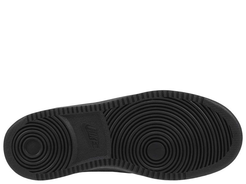 Кроссовки для детей Nike Court Borough Low Kids Black AS 839985-001 купить в Украине, 2017