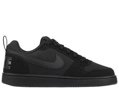 Кроссовки для детей Nike Court Borough Low Kids Black AS 839985-001 обувь бренда, 2017