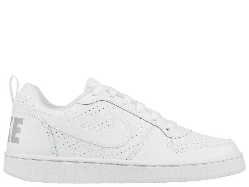 Кроссовки для детей Nike Court Borough Low White AS 839985-100 купить в Интертоп, 2017
