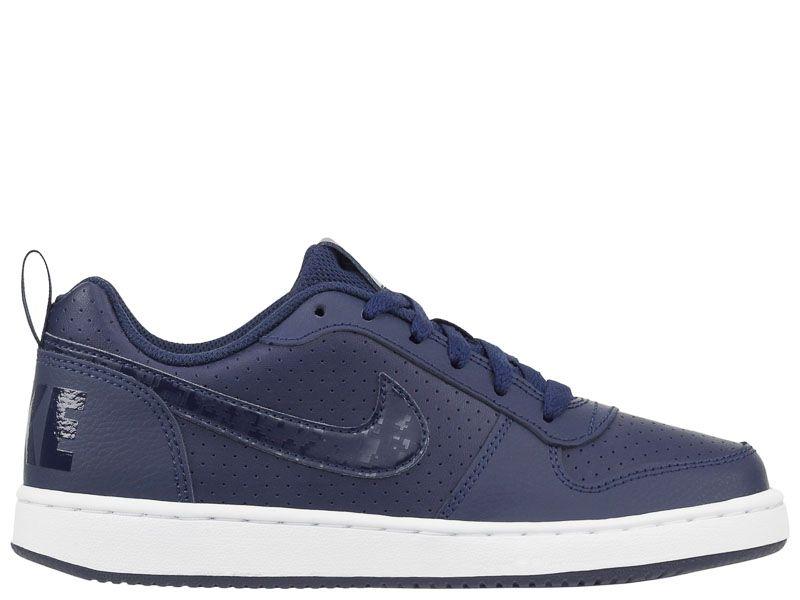 5eb32c67 Кроссовки для детей Nike Court Borough Low Blue AS 839985-403 брендовая  обувь, 2017