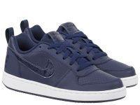 Кроссовки для детей Nike Court Borough Low Blue AS 839985-403 выбрать, 2017