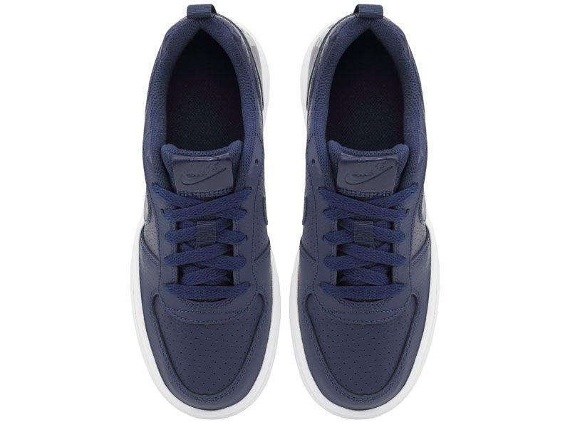 Кроссовки для детей Nike Court Borough Low Blue AS 839985-403 цена, 2017