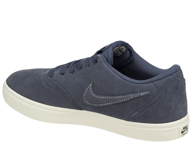 Кеды мужские NIKE SB CHECK SOLARSOFT Blue 843895-402 цена обуви, 2017