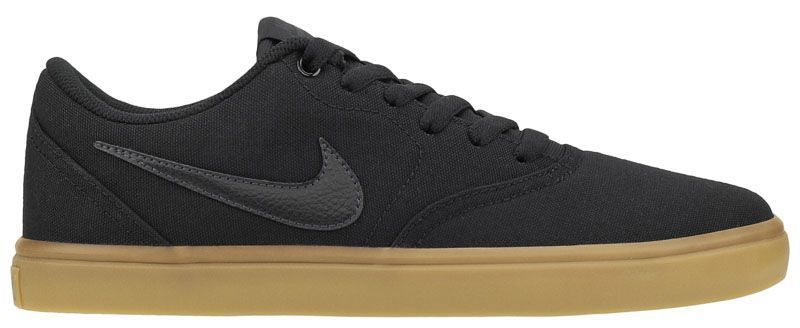 Кеды для мужчин Nike SB Check Solarsoft Canvas Black Brown 843896-009 купить  в df7aec1bf24