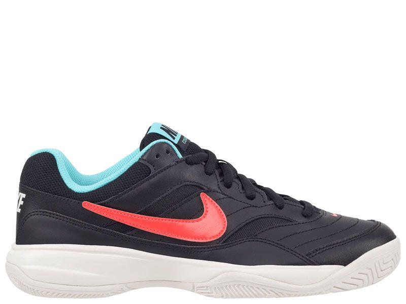 Купить Кроссовки теннисные мужские Nike Court Lite Black AS 845021-008, Черный
