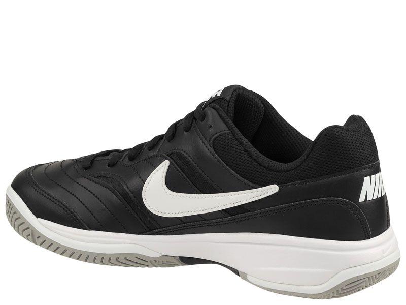 Кроссовки теннисные для мужчин Nike Court Lite Tennis Black/White 845021-010 выбрать, 2017