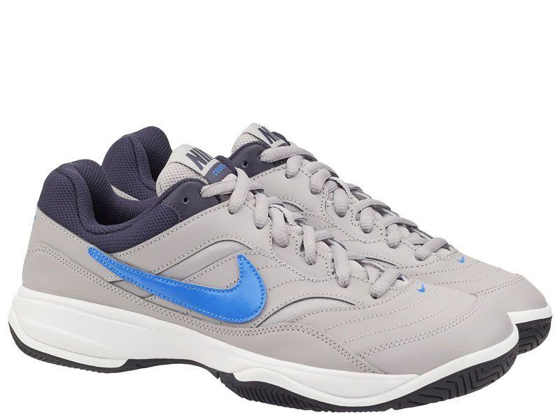 Купить Кроссовки теннисные для мужчин Nike Court Lite Tennis Grey 845021-049, Серый