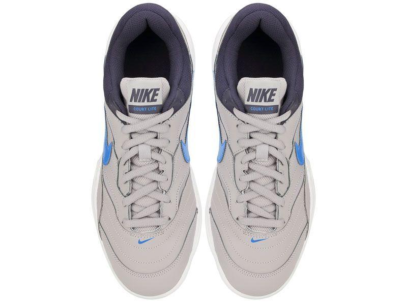 Кроссовки теннисные для мужчин Nike Court Lite Tennis Grey 845021-049 Заказать, 2017