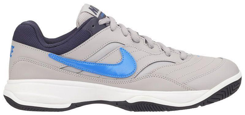 Купить Кроссовки теннисные мужские Nike Court Lite Tennis Grey 845021-049, Серый