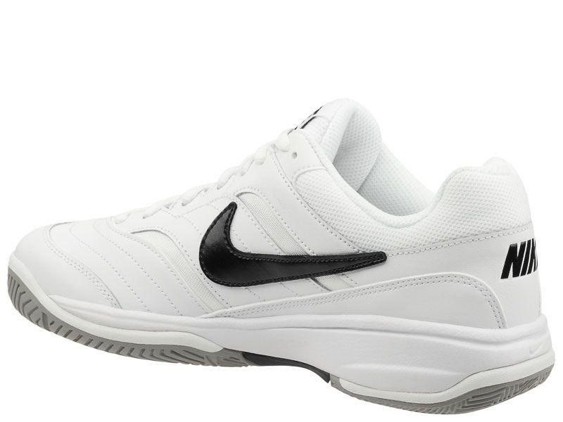 Кроссовки теннисные для мужчин Nike Court Lite Tennis White/Black 845021-100 выбрать, 2017