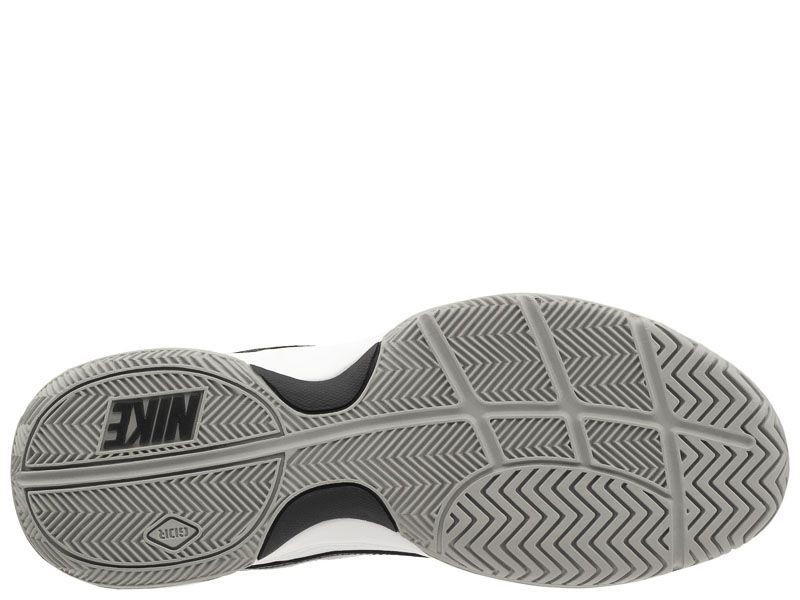 Кроссовки теннисные для мужчин Nike Court Lite Tennis White/Black 845021-100 цена обуви, 2017
