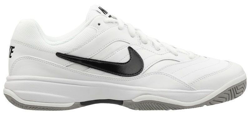 Купить Кроссовки теннисные мужские Nike Court Lite Tennis White/Black 845021-100, Белый