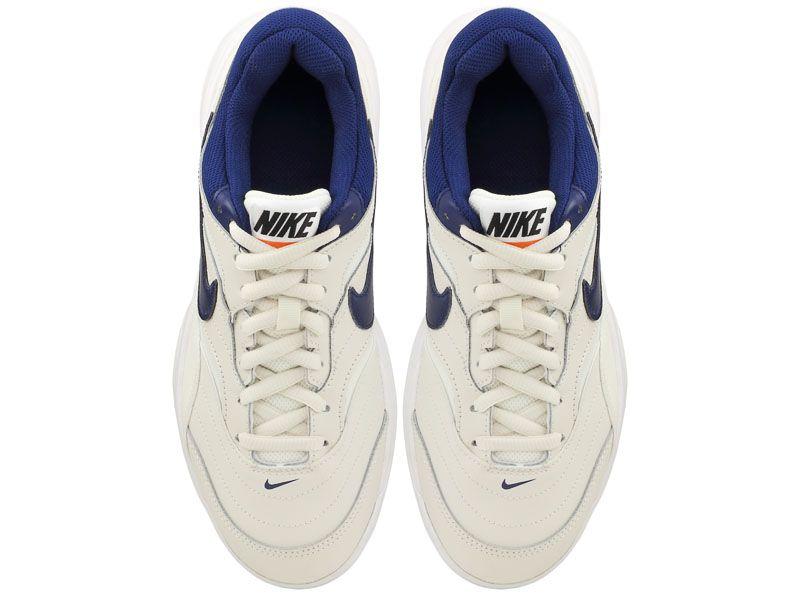 Кросівки тенісні чоловічі Nike Court Lite Clay Tennis White Blue Orange  845026-003 e67899ee841f4