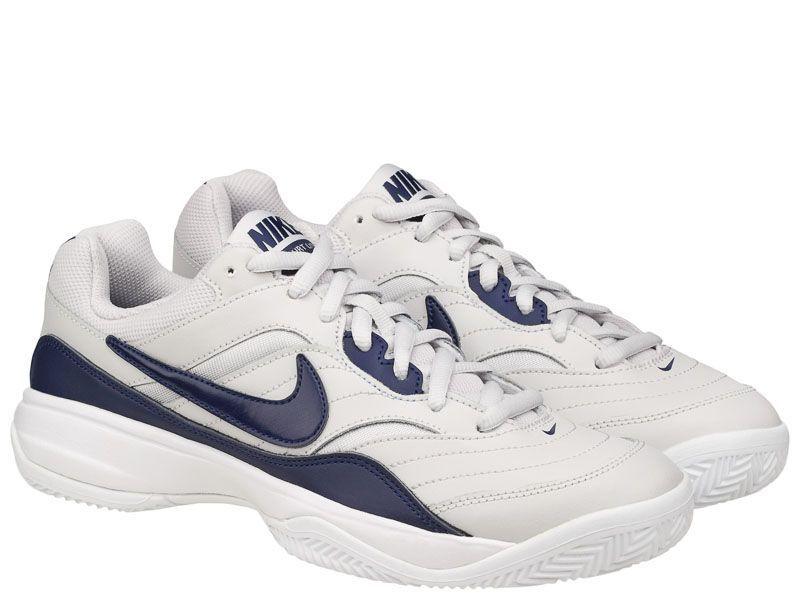 Купить Кроссовки для мужчин NIKE COURT LITE CLAY TENNIS White 845026-044, Белый