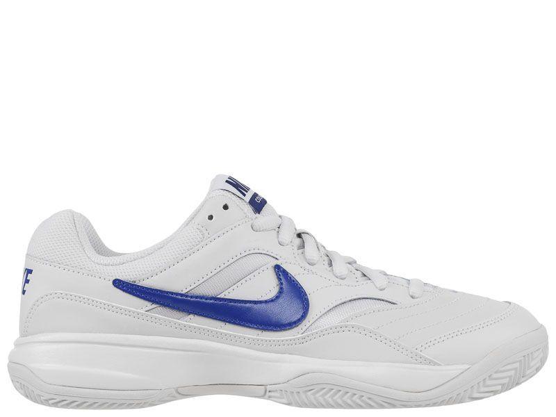 Купить Кроссовки теннисные мужские Men's Nike Court Lite Clay Tennis Shoe White AS 845026-054, Белый