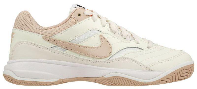 Купить Кроссовки теннисные женские Women's Nike Court Lite Beige 845048-005, Бежевый