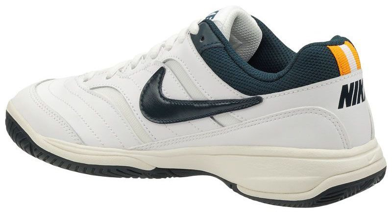 c96e6d25 Кроссовки теннисные для женщин Women's Nike Court Lite Tennis Shoe  White/Blue 845048-180