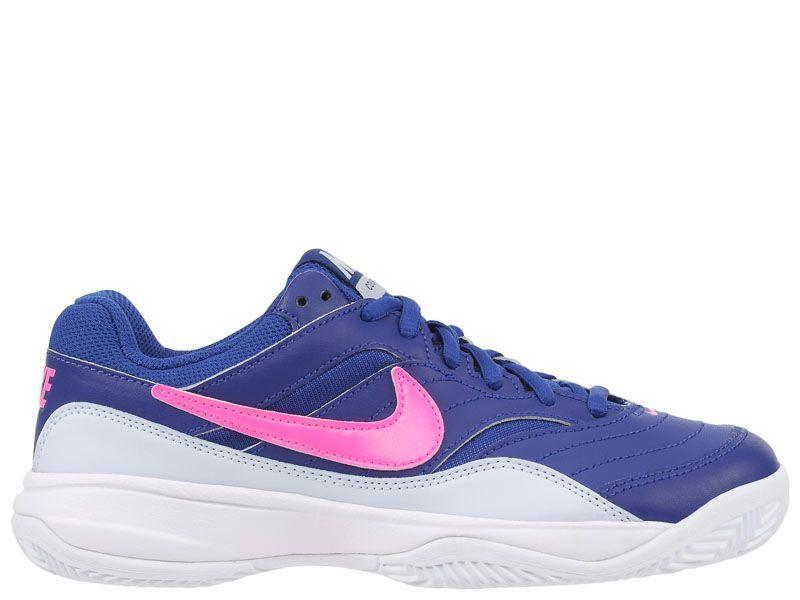 Купить Кроссовки теннисные женские Women's Nike Court Lite Clay Tennis Shoe Blue AS 845049-464, Синий