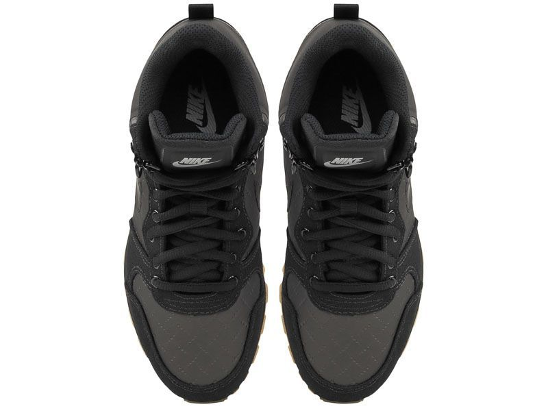 583340f1 Кроссовки женские Women's Nike MD Runner 2 Mid Premium Shoe Black  845059-004 купить онлайн