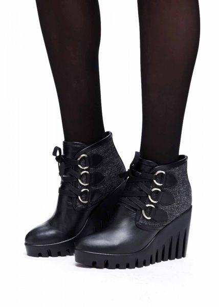 Ботинки для женщин Modus Vivendi 852202 размеры обуви, 2017