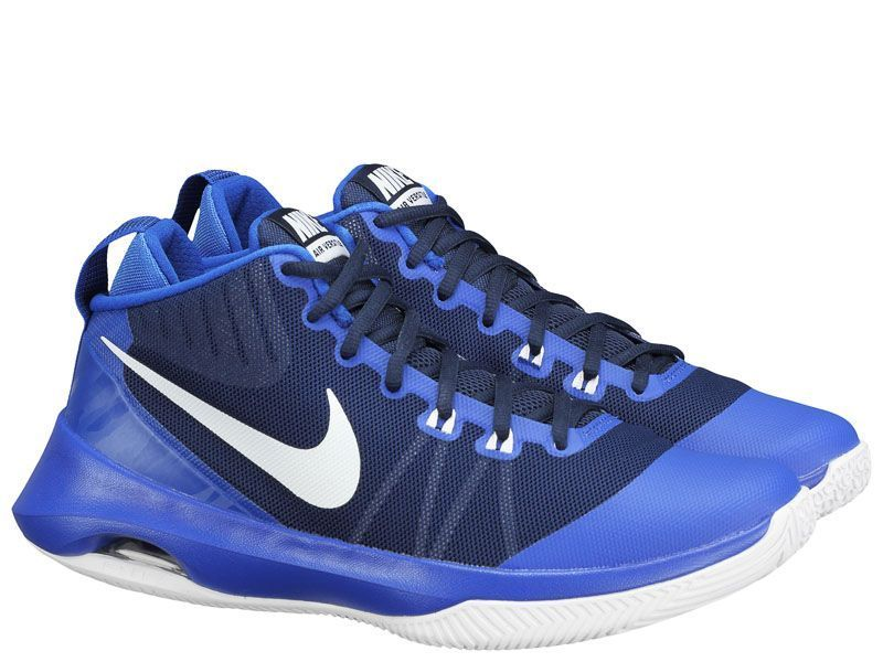Кроссовки для мужчин NIKE AIR VERSITILE Blue 852431-401 примерка, 2017