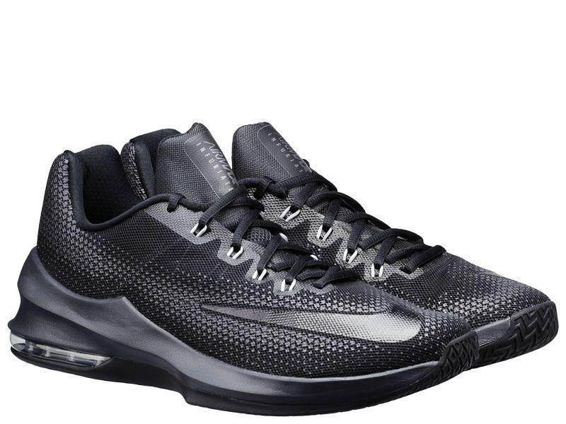 Кроссовки для мужчин NIKE AIR MAX INFURIATE LOW Black 852457-001 продажа, 2017