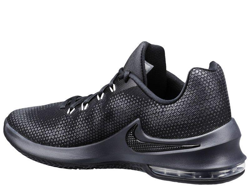 Кроссовки для мужчин NIKE AIR MAX INFURIATE LOW Black 852457-001 фото обуви, 2017