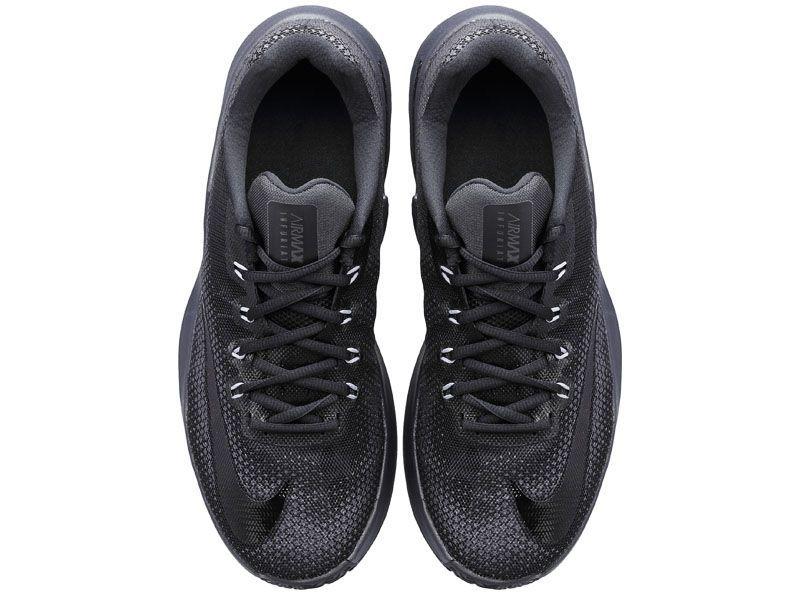 Кроссовки для мужчин NIKE AIR MAX INFURIATE LOW Black 852457-001 размерная сетка обуви, 2017