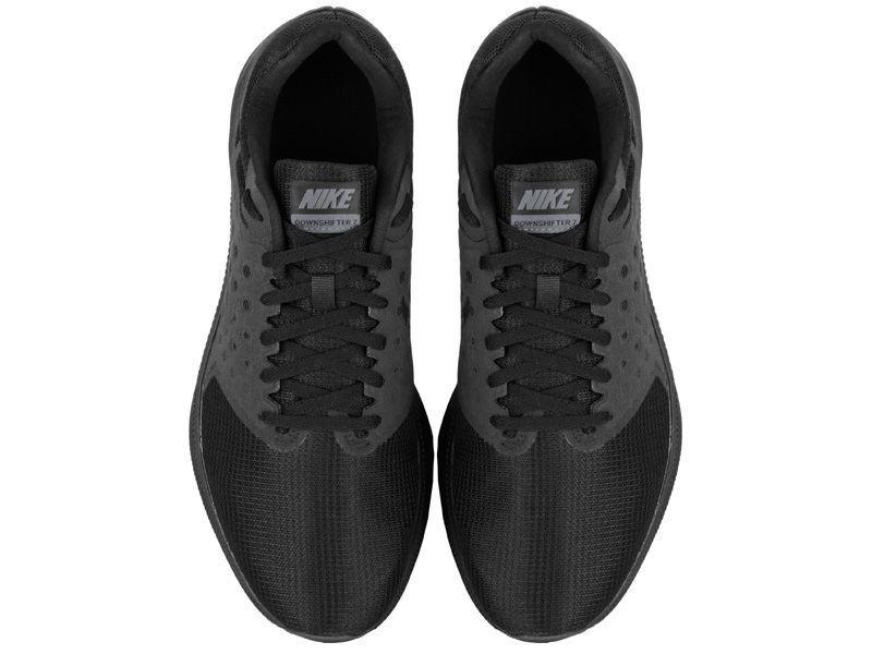 Кроссовки для мужчин NIKE DOWNSHIFTER 7 Black 852459-001 размеры обуви, 2017