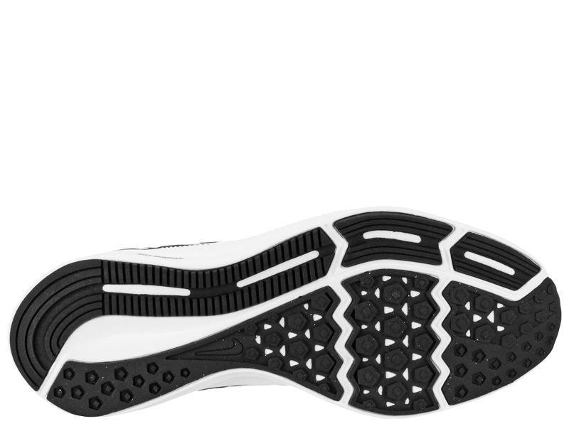 Кроссовки для мужчин NIKE DOWNSHIFTER 7 Black/White 852459-002 обувь бренда, 2017