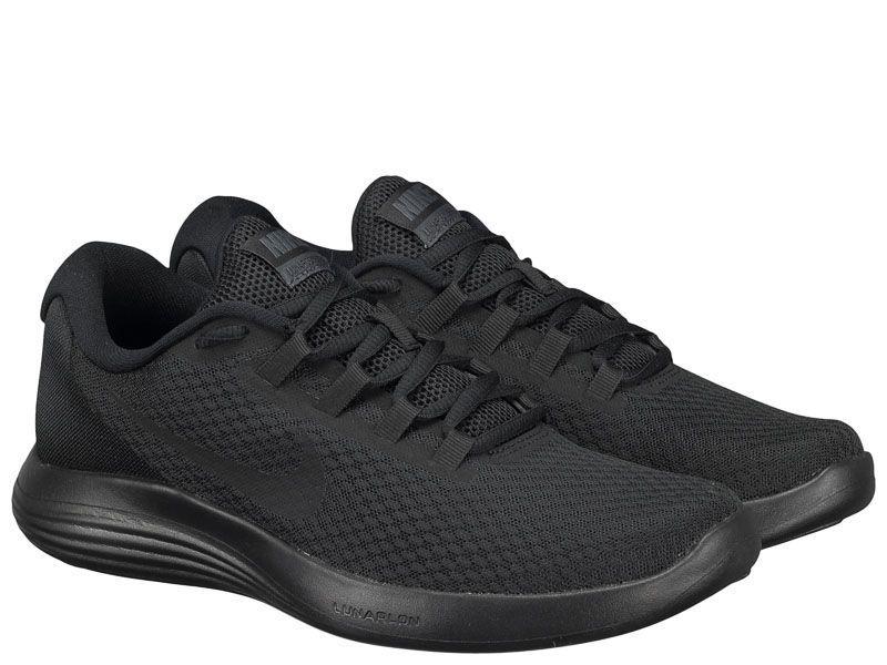 Кроссовки для мужчин NIKE LUNARCONVERGE Black 852462-010 купить, 2017