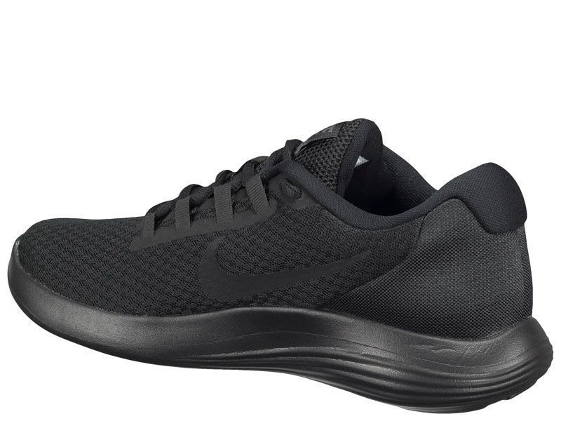 Кроссовки для мужчин NIKE LUNARCONVERGE Black 852462-010 бесплатная доставка, 2017