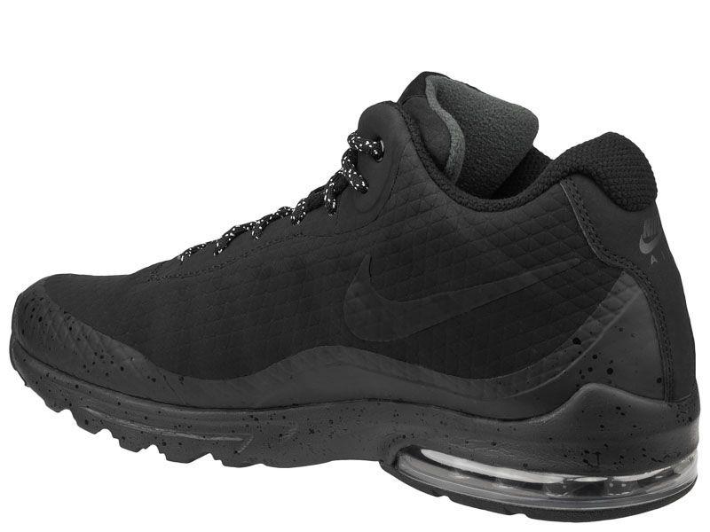 Ботинки для мужчин NIKE AIR MAX INVIGOR MID Black 858654-004 , 2017