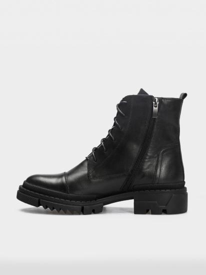 Черевики  для жінок Ботинки 86300231-1 черная кожа. Шерсть 86300231-1 , 2017