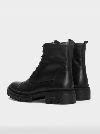 Черевики  для жінок Ботинки 86300231-1 черная кожа. Шерсть 86300231-1 вибрати, 2017