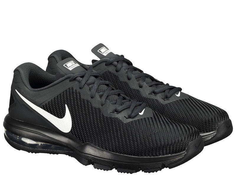 Кроссовки для мужчин NIKE AIR MAX FULL RIDE TR 1.5 Black 869633-010 брендовая обувь, 2017