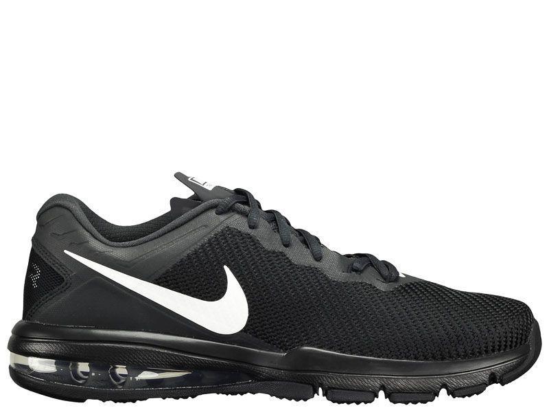 Кроссовки для мужчин NIKE AIR MAX FULL RIDE TR 1.5 Black 869633-010 размерная сетка обуви, 2017