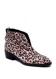 для женщин 876131 Стильные кожаные ботильоны Modus Vivendi 876131 обувь бренда, 2017
