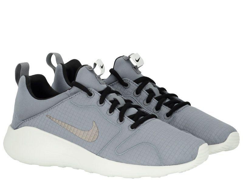 Кроссовки для мужчин Nike KAISHI 2.0 PREM Gray 876875-001 примерка, 2017