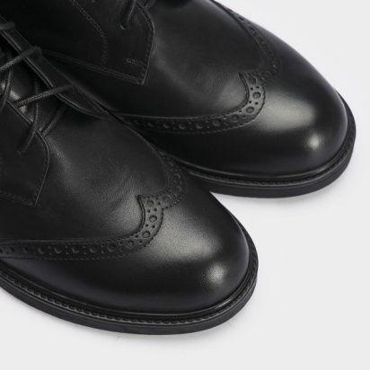 Ботинки женские Ботинки 87900231 черная кожа. Шерсть 87900231 цена, 2017